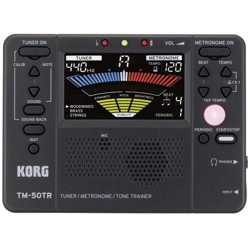 KORG TM50TR BK