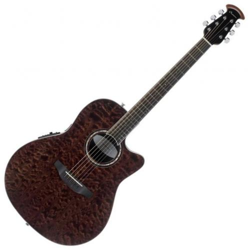 OVATION CS28P-TGE CELEBRITY STANDARD SUPER SHALLOW