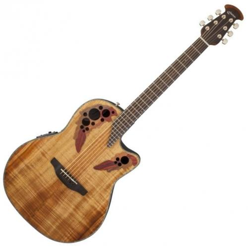 OVATION CE44P-FKOA CELEBRITY ELITE PLUS