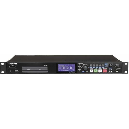 TASCAM SS-R100 USB/CF/SD-KÁRTYÁS RÖGZÍTŐ