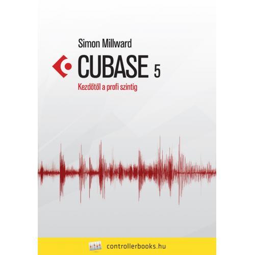 CONTROLLER BOOKS CUBASE 5