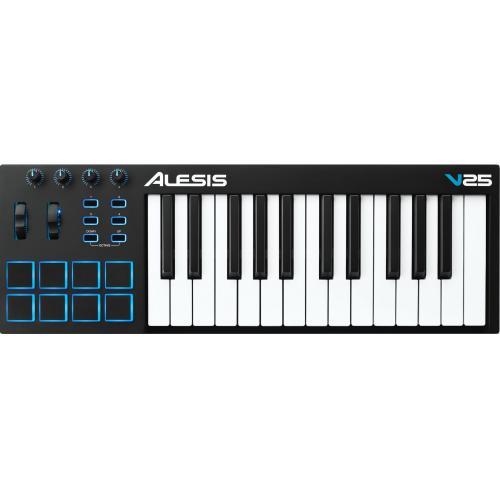 ALESIS V25 USB/ MIDI VEZÉRLŐ