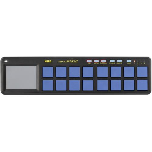 KORG nanoPAD2 BLYL MIDI KONTROLLER