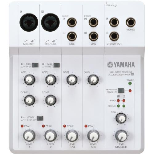 YAMAHA AUDIOGRAM-6