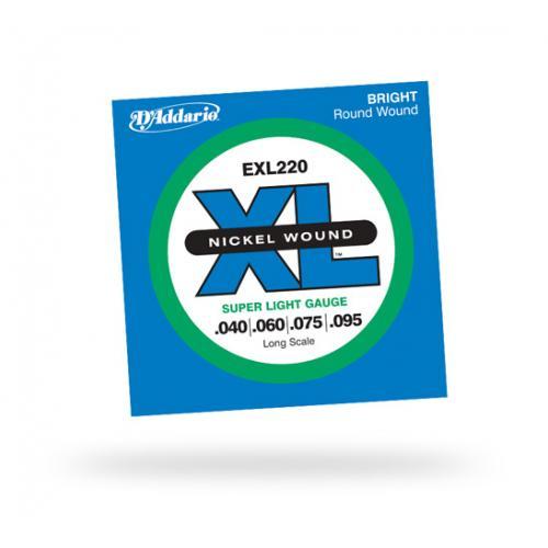 D'ADDARIO EXL-220