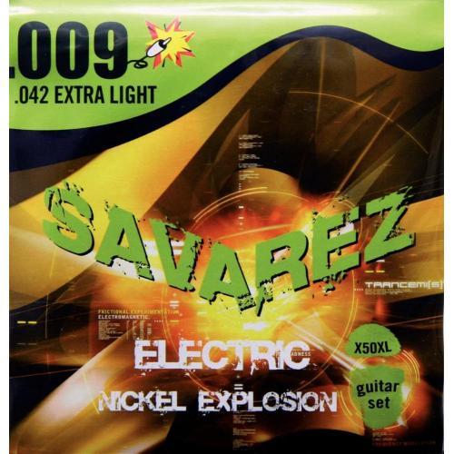SAVAREZ X50XL 676407
