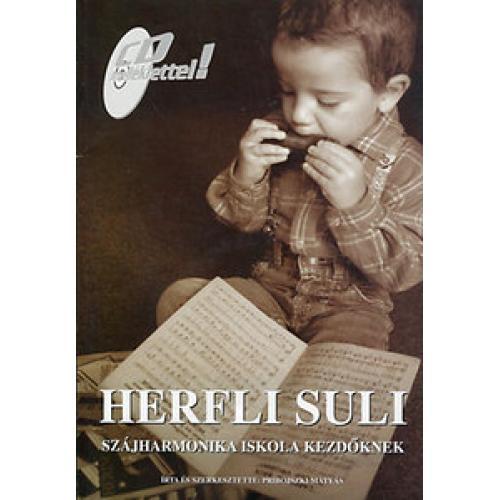 PRIBOJSZKI MÁTYÁS - HERFLI SULI - SZÁJHARMONIKA ISKOLA KEZDŐKNEK