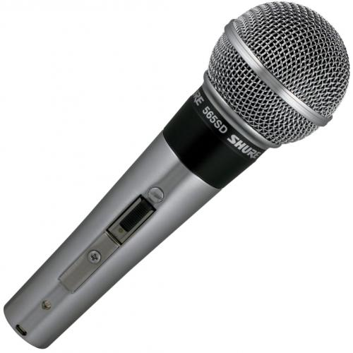 SHURE 565SD-CN DUAL IMPEDANCIAS MIKROFON