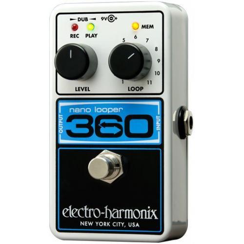 ELECTRO HARMONIX EH-NANO LOOPER 360