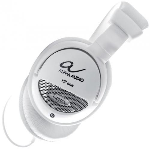 ALPHA AUDIO 170925 HP ONE WH