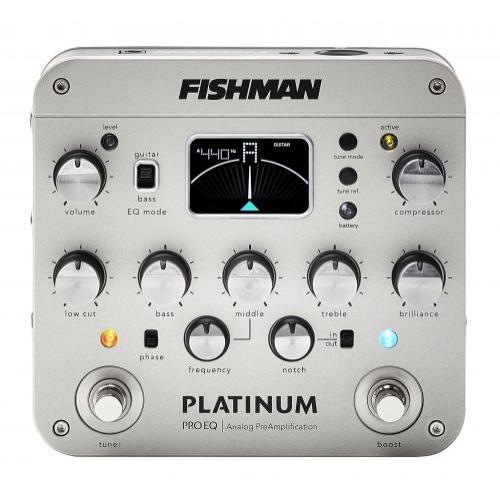 FISHMAN PRO PLT 201 PLATINUM PRO EQ