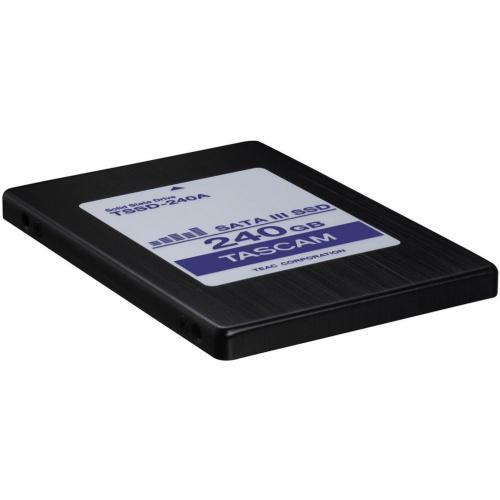 TASCAM TSSD-240A SSD MEGHAJTÓ DA-6400 DIGITÁLIS RÖGZÍTŐHÖZ