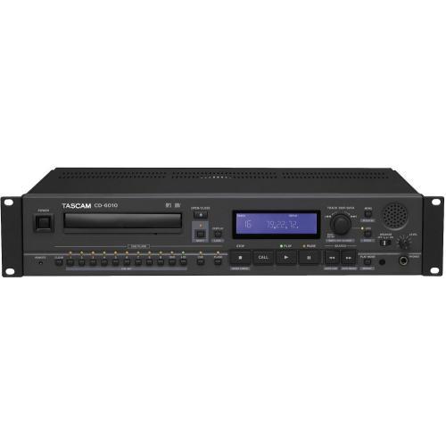 TASCAM CD-6010 PROFESSZIONÁLIS CD/MP3 LEJÁTSZÓ
