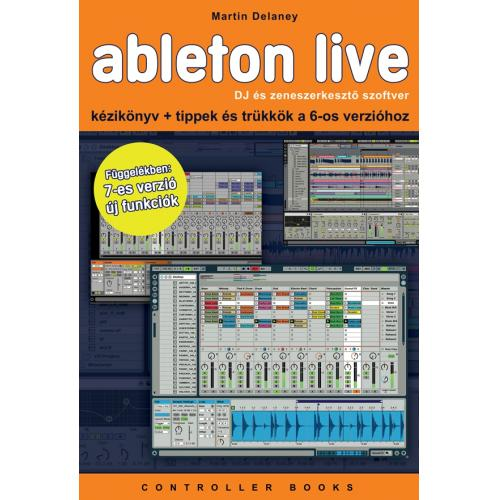 CONTROLLER BOOKS ABLETON LIVE