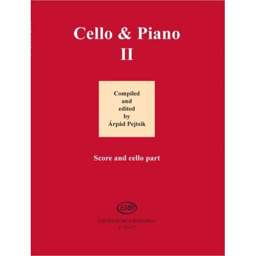 CELLO & PIANO II
