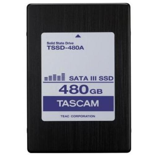 TASCAM TSSD-480A AUDIO MASTER RECORDER