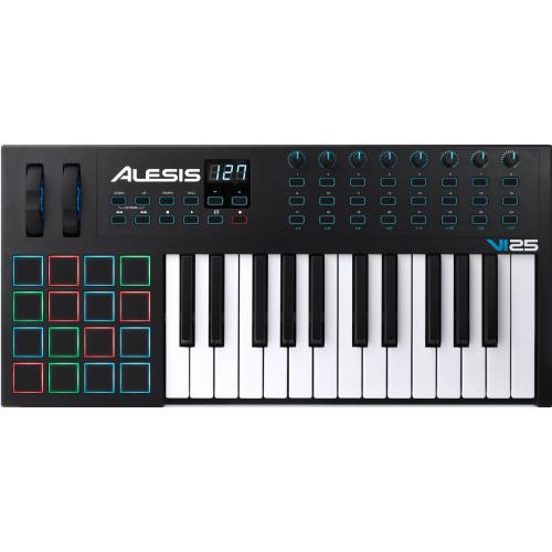 ALESIS VI25 USB/MIDI KONTROLLER