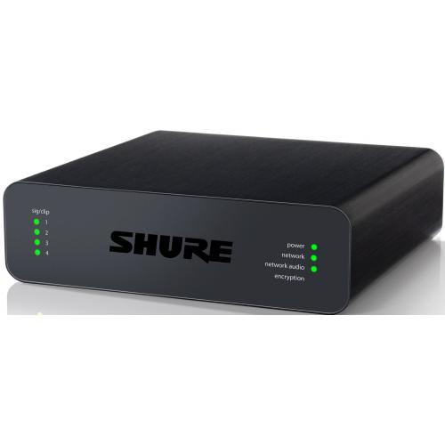 SHURE ANI4IN-BLOCK AUDIO HÁLÓZATI INTERFÉSZ