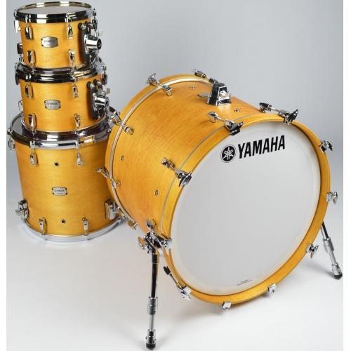 YAMAHA ABSOLUTE MAPLE HYBRID ROCK VN AKUSZTIKUS DOBSZETT