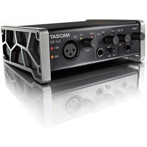 TASCAM US-1X2 USB AUDIO INTERFÉSZ