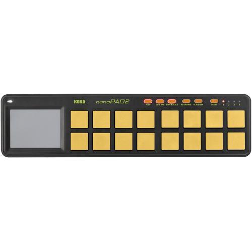 KORG NANOPAD2 ORGR MIDI KONTROLLER