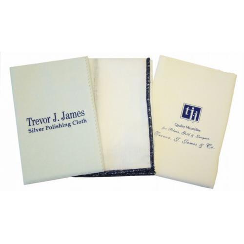 TREVOR J. JAMES CLEANING CLOTHS