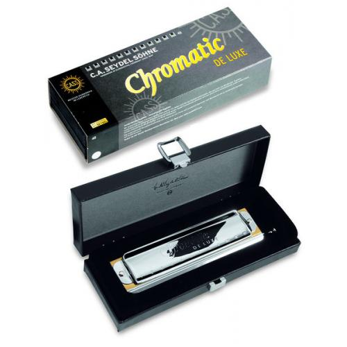 C.A.SEYDEL SÖHNE CHROMATIC DELUXE CLASSIC HD-51480-C