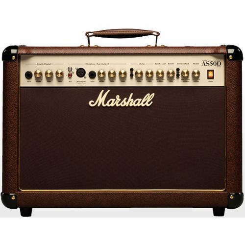 MARSHALL AS-50D