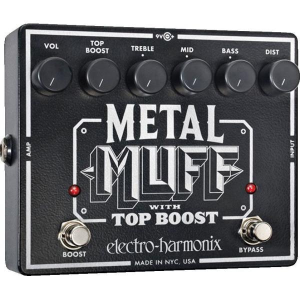 ELECTRO HARMONIX EH-METAL MUFF