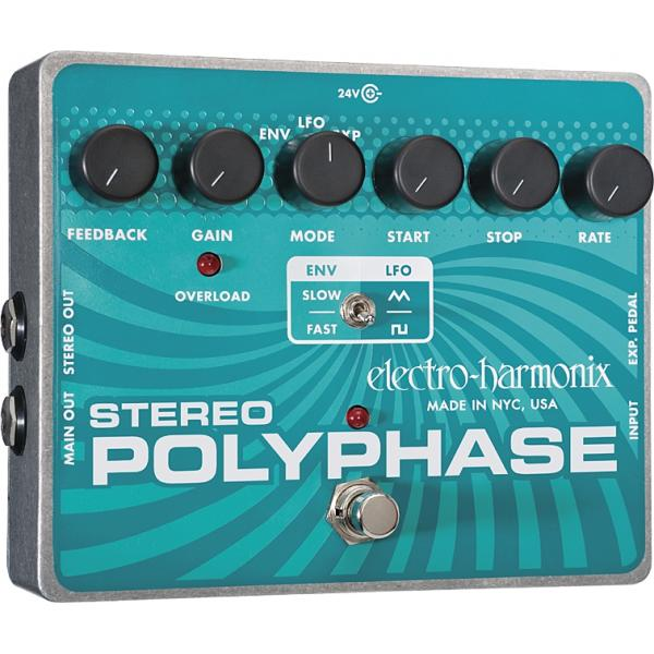 ELECTRO HARMONIX EH- STEREO POLYPHASE