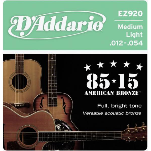D'ADDARIO EZ-920