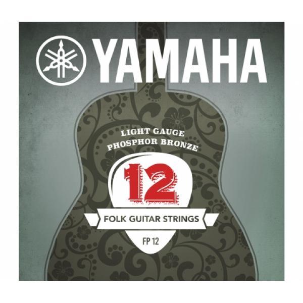 YAMAHA FP-12 WESTERN GITÁR HÚRKÉSZLET