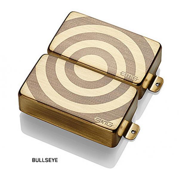 EMG ZW-SET BULLSEYE GOLD