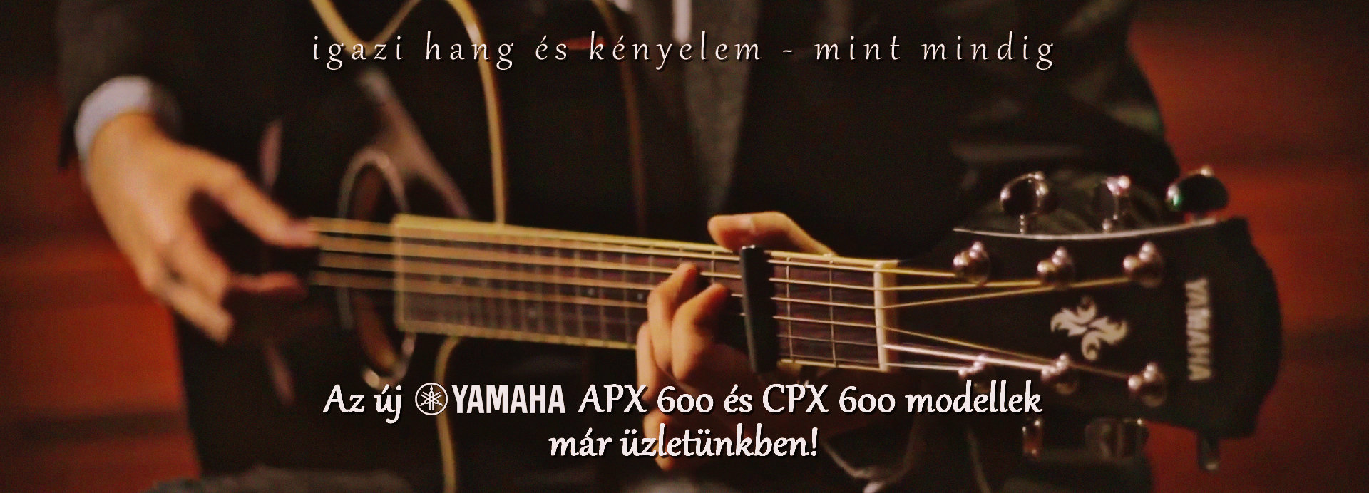 YAMAHA APX, CPX-600